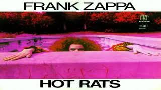 F̲rank Z̲a̲ppa - H̲ot R̲a̲ts (Full Album) 1969