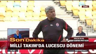 Milli Takımın Yeni Patronu, Lucescu - 2 Ağustos 2017