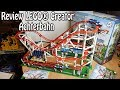 LEGO Achterbahn (Set 10261 Creator Expert: Roller Coaster) Test