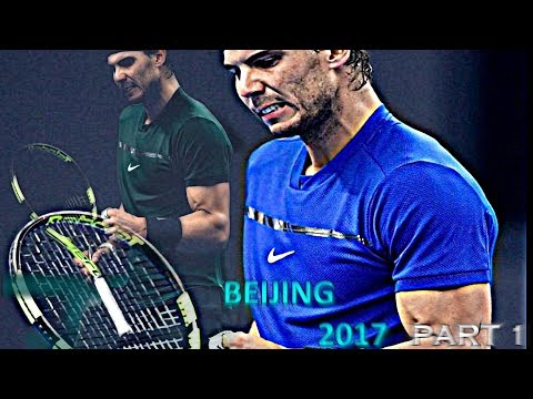 Rafael Nadal - Best in Beijing 2017 / Part1 (vs Dimitrov; SF)