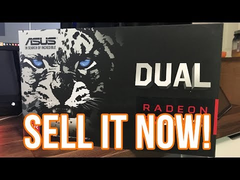 RX 480/470 Owners - SELL YOUR GPU NOW!