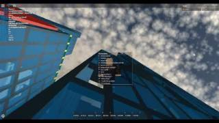 ROBLOX MOVIE : Building Collapse