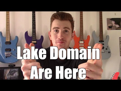 FINALLY My Band's First Single is OUT - Lake Domain - 'Heroe