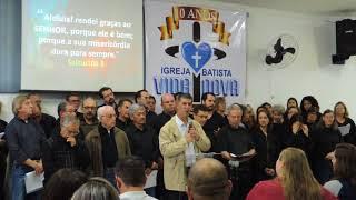 Coral Igreja Batista Fonte Pregação Pr Edson Rodrigues