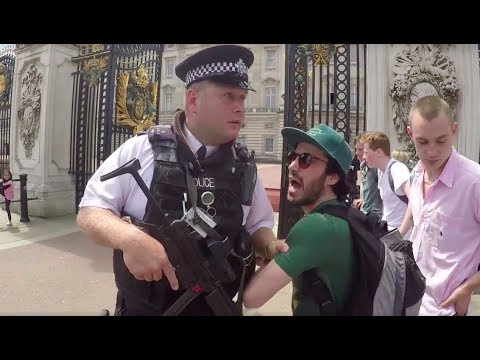 God Save The T's - Reactions @ Buckingham Palace