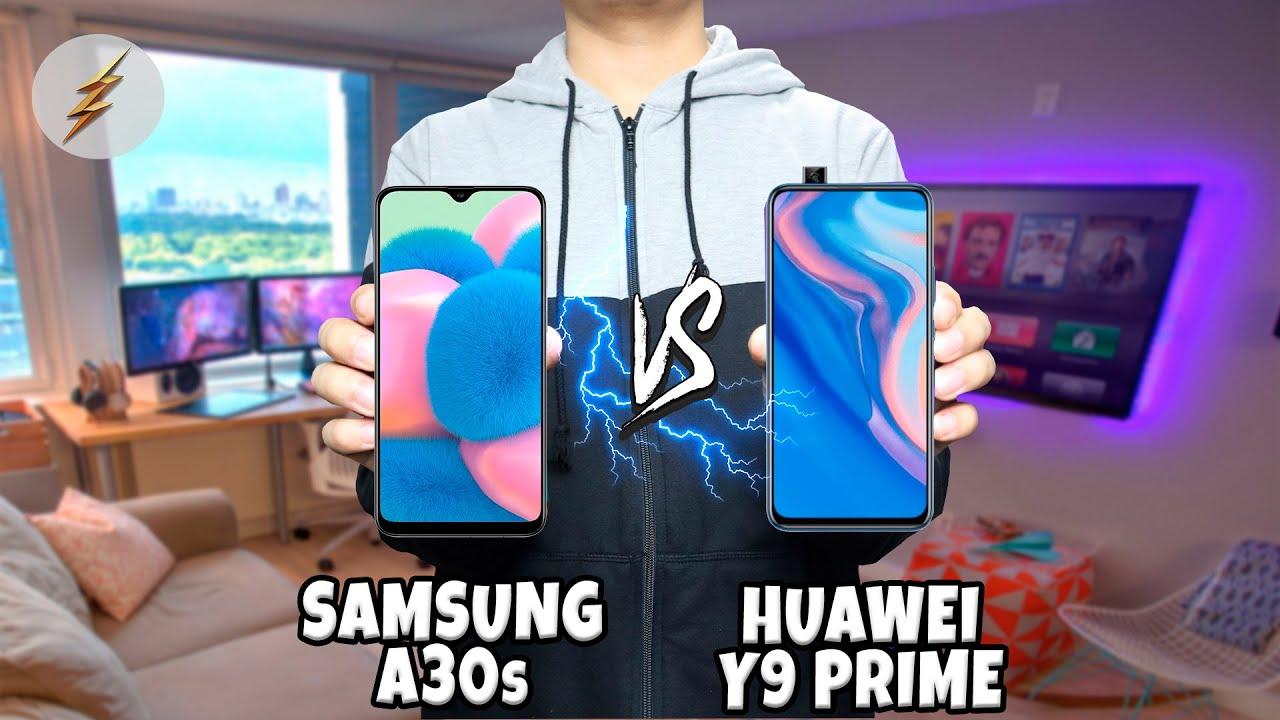 Samsung A30s VS Huawei Y9 Prime (2019)   Comparativa   Top Pulso