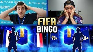 2x TOTS w FIFA BINGO vs LACHU! 5x WALKOUT! CO ZA PACZKI! | FIFA 19 JUNAJTED