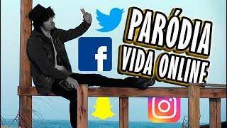 Baixar A VIDA É ONLINE PARCEIRO ♫ Paródia Ana Vilela - Trem Bala