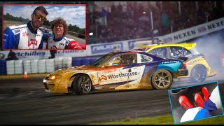 James and Piotr take on Formula Drift Road Atlanta in challenging w...