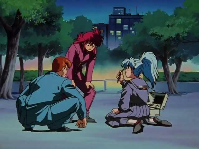 Yu Yu Hakusho Episodio 68 HD Dublado