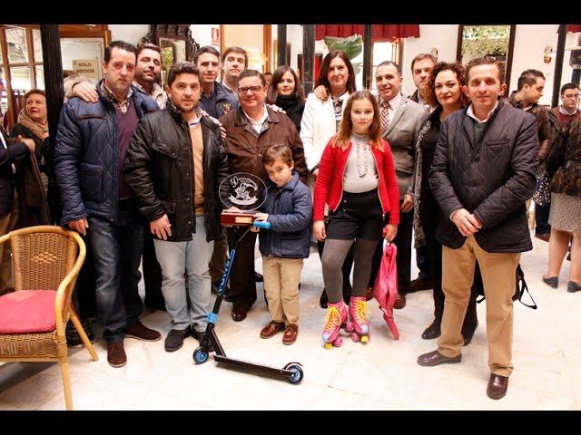 Vídeo: Entregados los premios del Concurso de Carrozas de la Cabalgata de la Ilusiónn