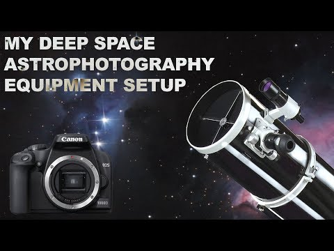 My Current DSLR Astrophotography Setup For Capturing Deep Space Objects