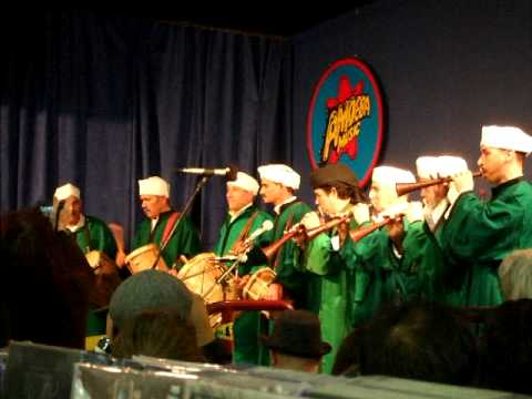 MASTER MUSICIANS OF JAJOUKA, @ AMOEBA SF