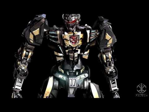Transformers Grimlock CGI Model by Xelteckon