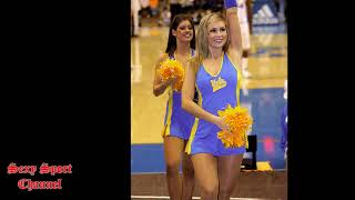🏀 Sexy Basketball Cheerleaders - UCLA Dance Team 2018 🏀