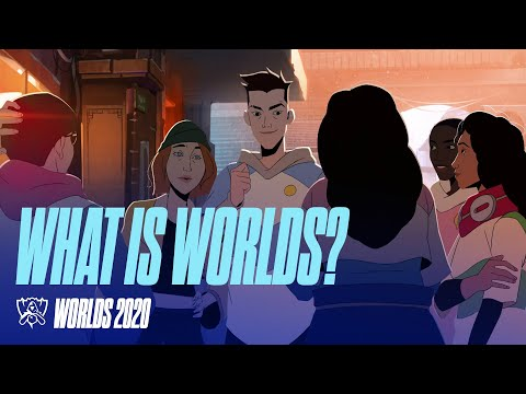 What is Worlds? | Worlds 2020 - League of Legends