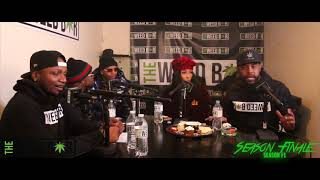 Neisha Neshae & Cash Kidd w/ @theweedbar Podcast E6 Full Episode