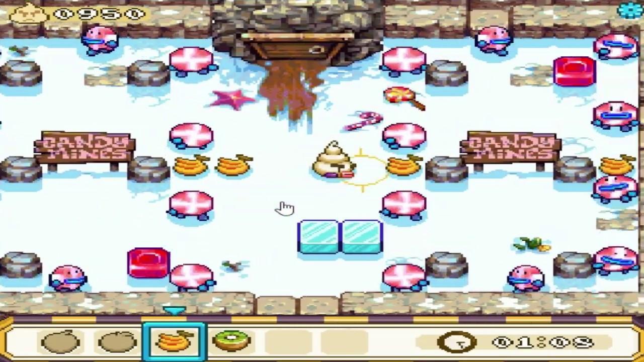 Bad Ice Cream 2 - Unblocked HTML5 Games 77