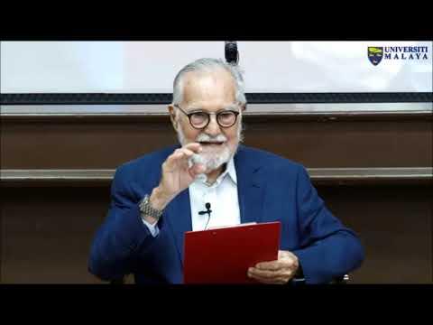 Kecemerlangan Cari Org Berilmu Jadi Org Berilmu Prof Diraja Ungku Aziz Youtube