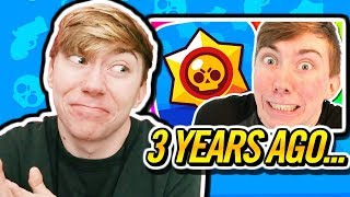 BRAWL STARS for the first time in 3 YEARS...