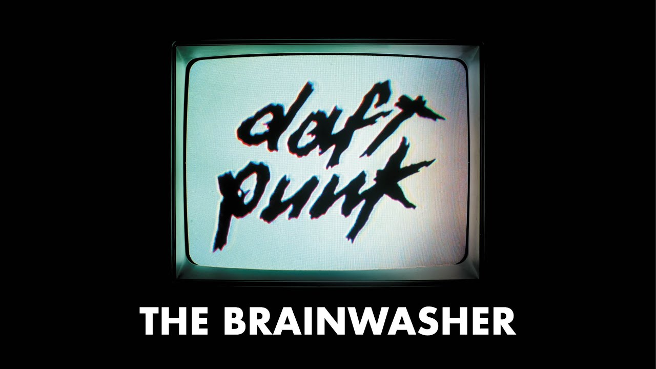 Daft Punk - The Brainwasher (Official audio)
