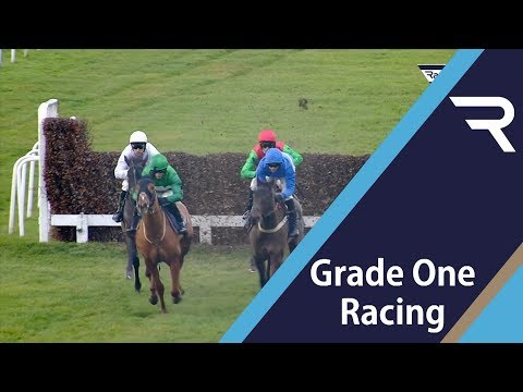 2019 Read Road To Cheltenham At Racingtv.com Henry VIII Novices' Chase - Racing TV