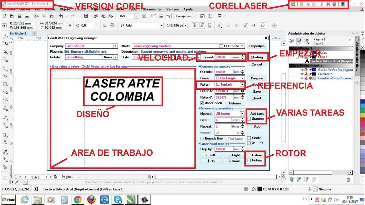 corellaser software download - pkneptun