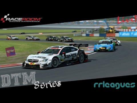 RRL DTM Series - Round 2 (Spa GP)
