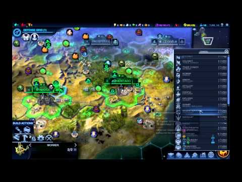 "Civilization Beyond Earth: Brasilia ep. 7 ""DISCIPLE"""
