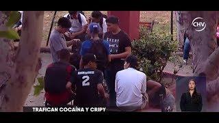 Sicarios y narco operan en pleno centro de Santiago - CHV NOTICIAS