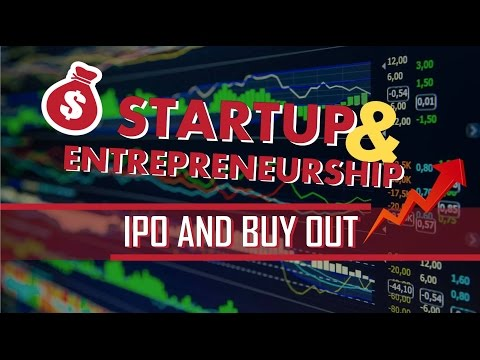 05. Startup & Entrepreneurship: IPO and Buyout [Skill Development]