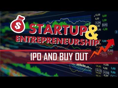 05. Startup & Entrepreneurship: IPO and Buyout [Skill Development]