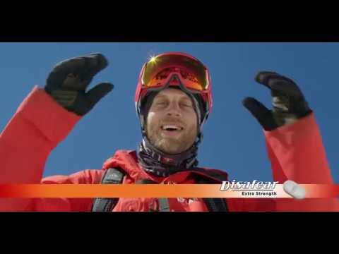 Best Ski Crashes from Matchstick Productions' 2018 Ski Movie - Drop Everything