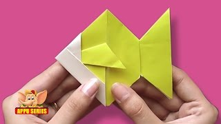 Origami - Lets learn to make a Gold Fish
