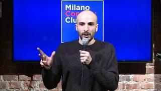 Daniele Tinti live: Atterraggio in RAI