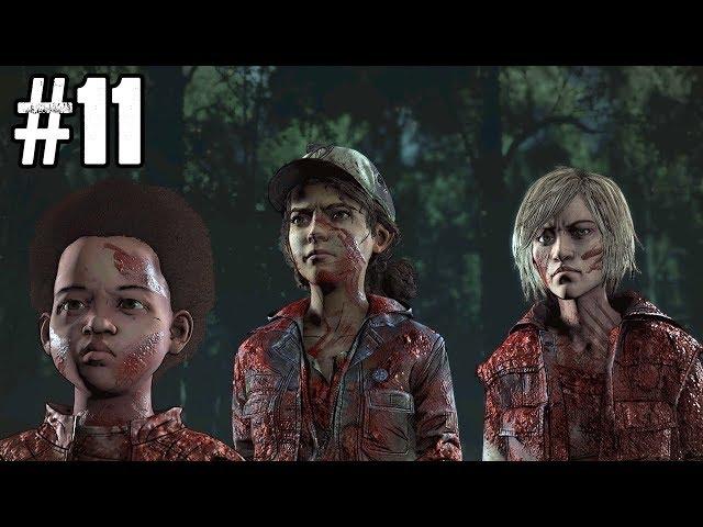 The Walking Dead The Final Season - NO WAY BACK - Episode 3 #11