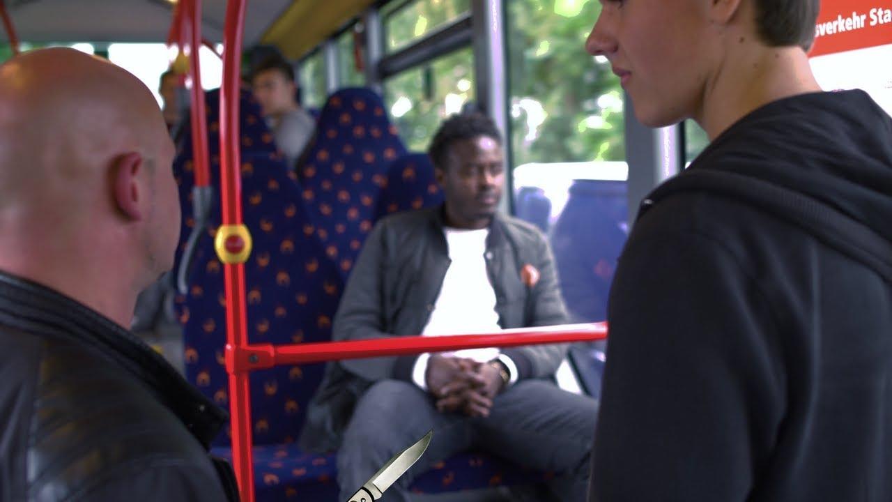 Heldengeist (Kurzfilm Rassismus)