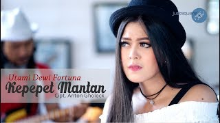 Download Video Utami Dewi Fortuna feat OM Ken Arock - Kepepet Mantan [Official Music Video] MP3 3GP MP4