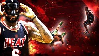 PRIME LEBRON JAMES SHUTS DOWN the PARK in NBA2K19...