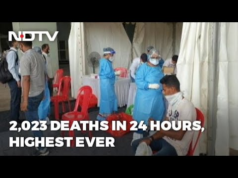 Covid-19 Update: Nearly 3 Lakh Covid Cases, 2,023 Deaths: India Sees Biggest Daily Spike
