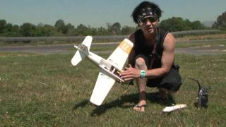 RareBear Mini Unlimited Pocket Rocket Flight Review in HD!