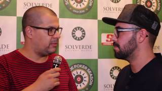 João Manana Vence Main Event Solverde Poker Season 2016