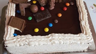 Шоколадный торт ЧОКО-МОКО