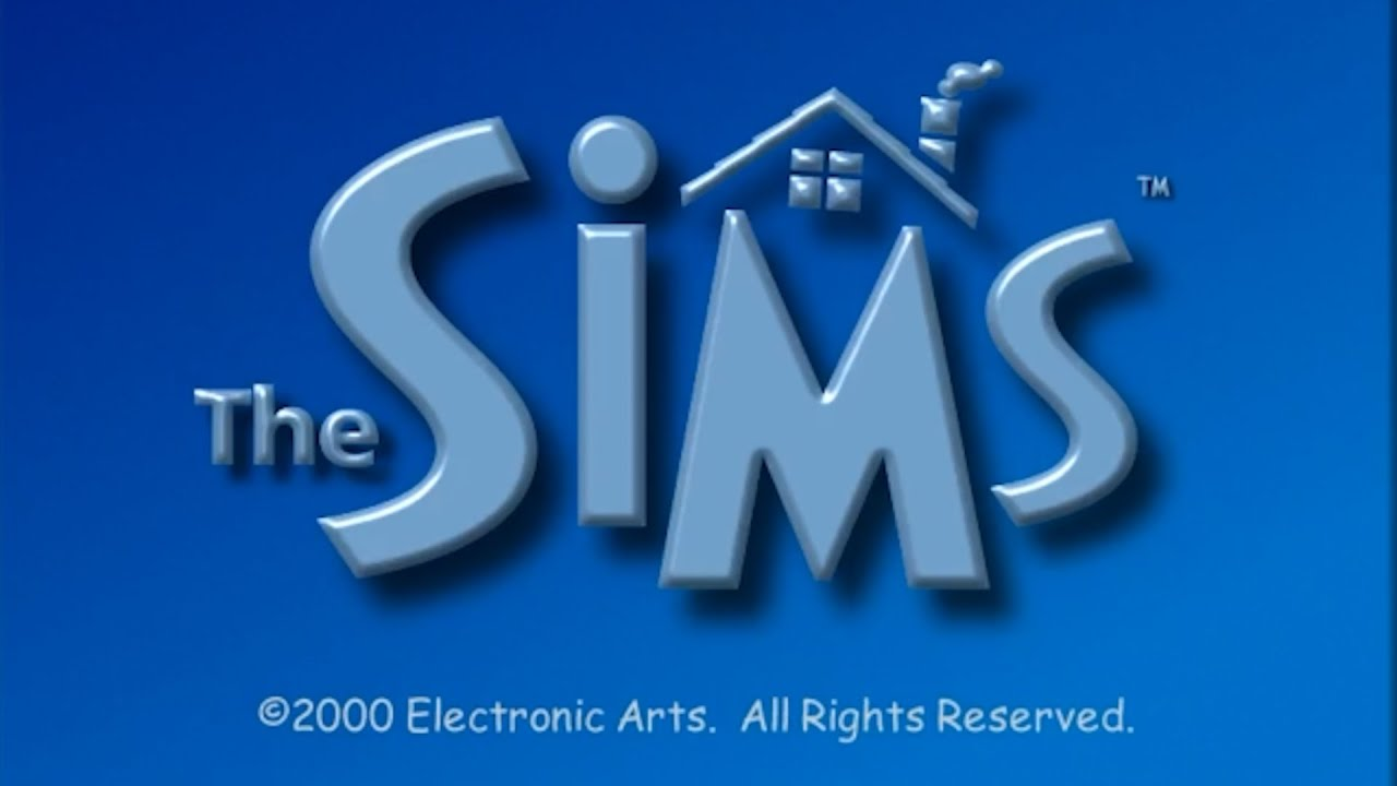The Sims 1: Vanilla Gameplay (No Commentary)