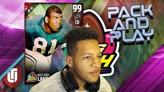 EASTER PROMO PACK AND PLAY - MADDEN 17 ULTIMATE TEAM