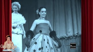Vintage Fashion Show - Amsterdam 1950