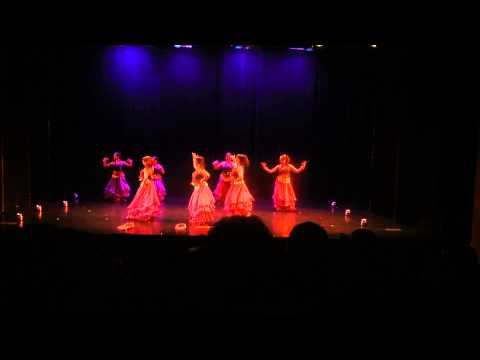 Nacho Re- Moksha Arts Dhoom Dance Recital 2015