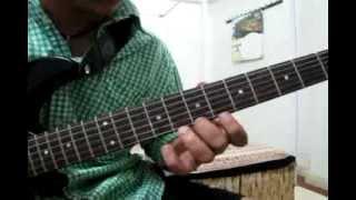 Shafqat Amanat - mora saiyaan mose bole na fuzon(Amar Singh Jharia Guitar Cover)