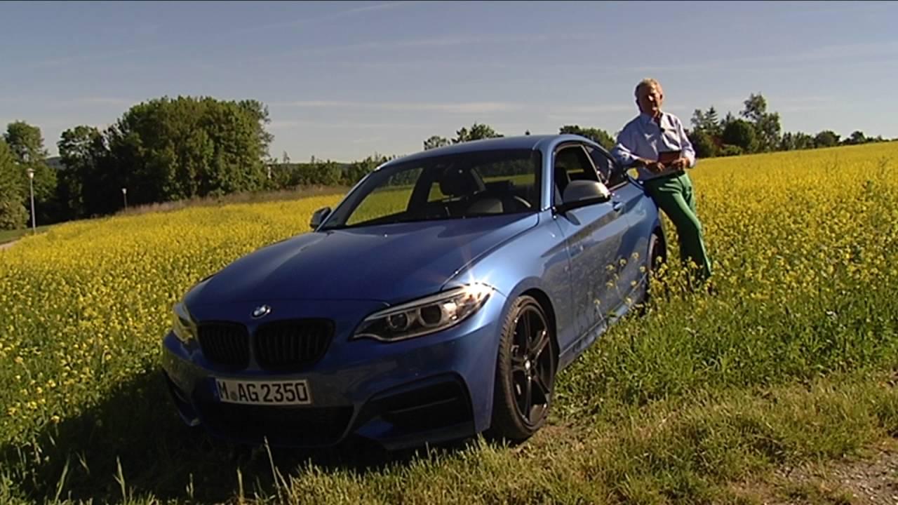 BMW Convertible bmw m235 test Test: BMW M235i - YouTube