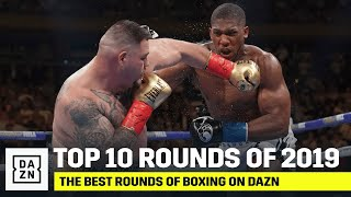 The Top 10 Rounds Of 2019